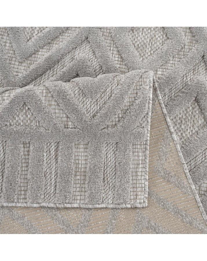 Lauko kilimas Santorini 58377 grey