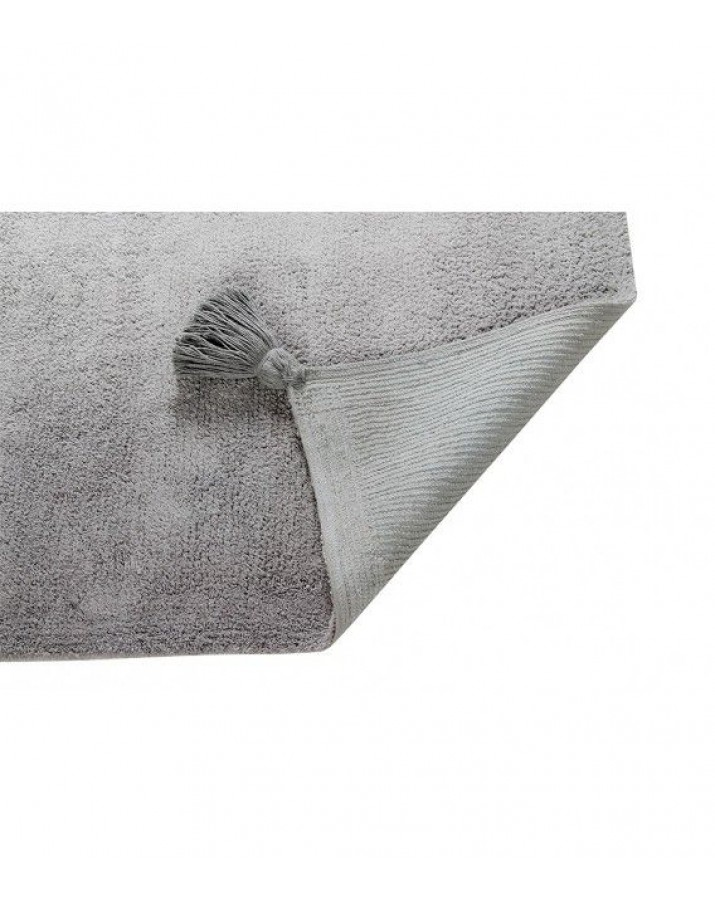 Skalbiamas kilimas Grey-Grey