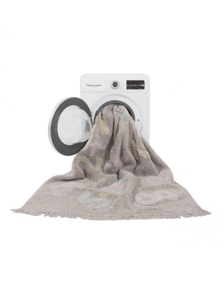 Vaikiškas skalbiamas kilimas Skaičiai