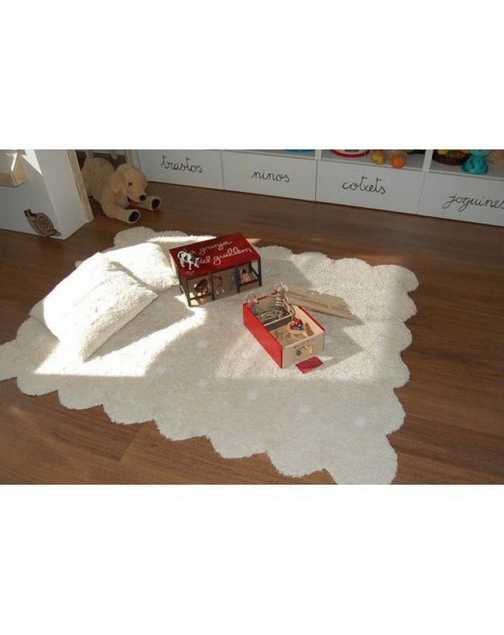 Smėlinis skalbiamas kilimas Sausainiukas