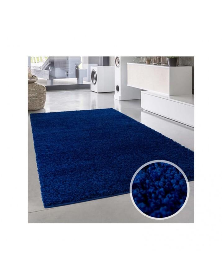 Švelnus mėlynas kilimas S..