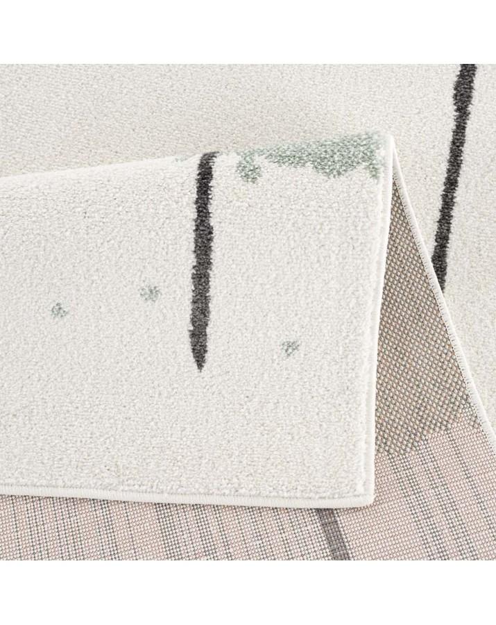 Abstraktus vaikiškas kilimas