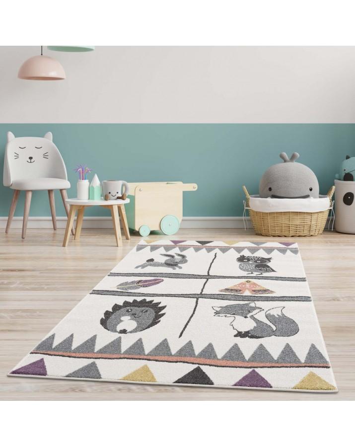 """Vaikiškas kilimas """"Miško žvėreliai"""""""