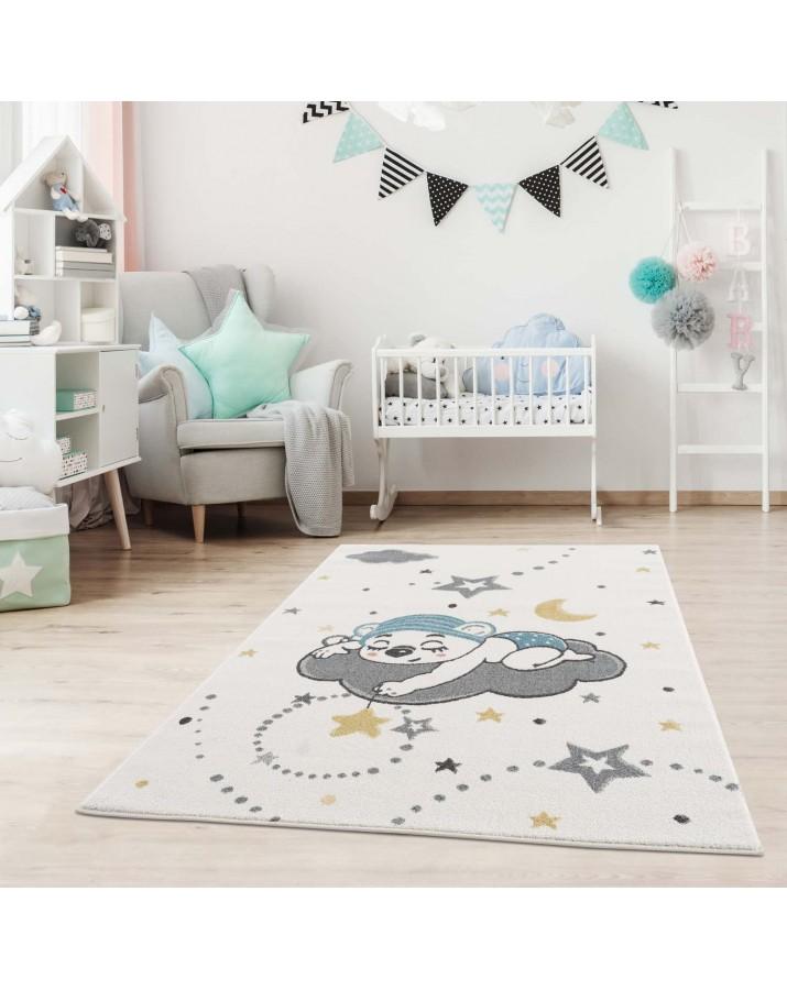 """Vaikiškas kilimas """"Miegantis meškutis"""""""