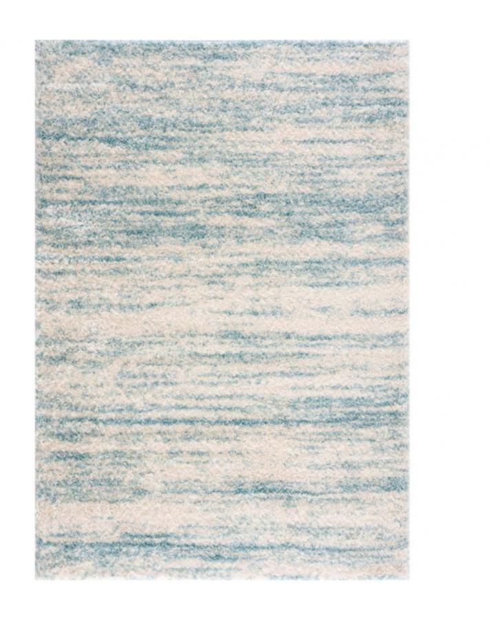 Kilimas Pulpy Blue Stripes
