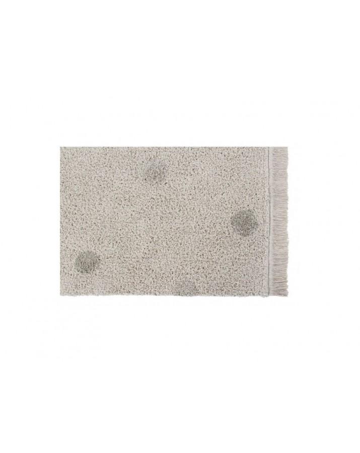 Skalbiamas kilimas su taškučiais Hippy Dots