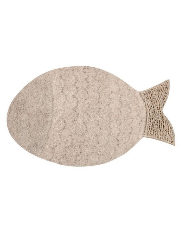 Vaikiškas skalbiamas kilimas Big Fish