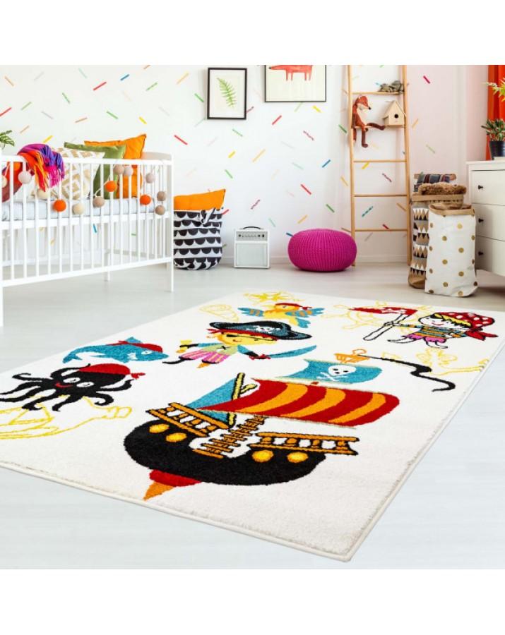 """Vaikiškas kilimas """"Piratai"""""""