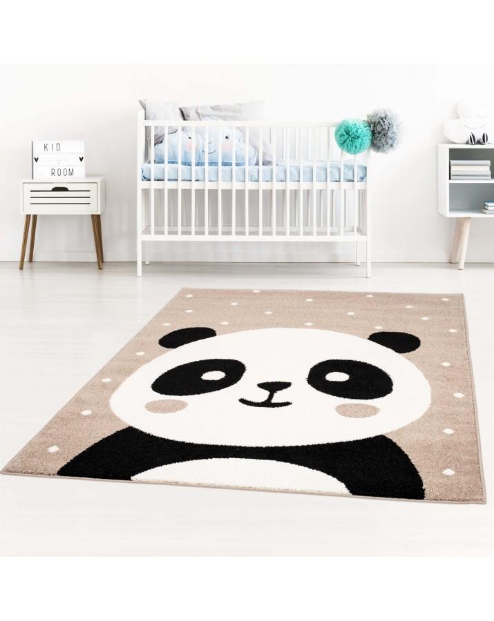 """Rusvas kilimas """"Panda"""""""