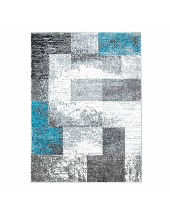 "Mėlyno atspalvio kilimas - ""Moda soft"""