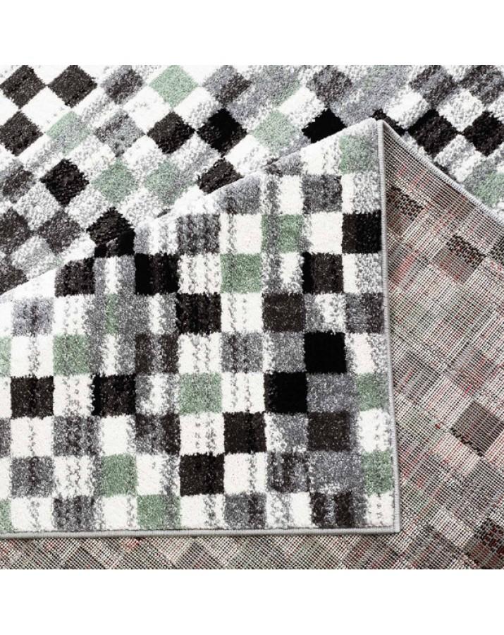 """Modernus kilimas - kvadratukai """"Moda Soft"""""""