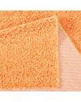 Švelnus oranžinis kilimas Shaggy UniKilimai