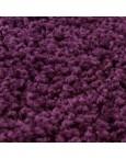 Švelnus violetinis kilimas Shaggy UniKilimai