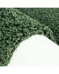 Švelnus žalias kilimas Shaggy UniKilimai