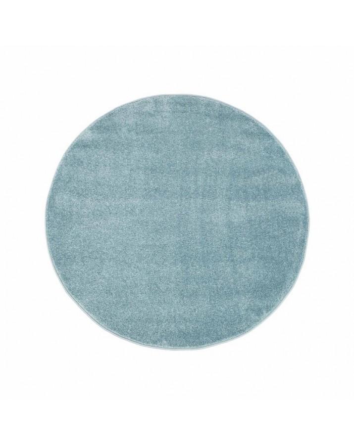 Šviesiai mėlynas kilimas