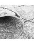 Šviesiai pilkas kilimas su rombaisKilimai