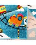 """Vaikiškas kilimas """"Mašinėlės""""Vaikiški kilimai"""
