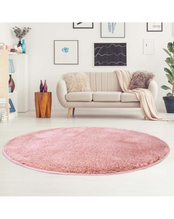 Kilimas Softshine rožinis