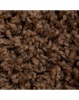 Švelnus rudas kilimas Shaggy FineKilimai