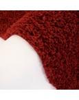 Švelnus raudonas kilimas Shaggy FineKilimai